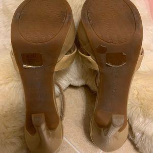Gianni Bini Heleena Patent Dress Sandals